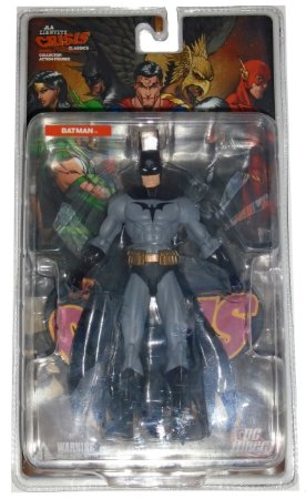 Mattel DC Direct JLA Identity Crisis Classics Batman