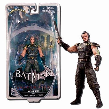 Mattel DC Direct Batman Arkham City Ra´s Al Ghul Series 3