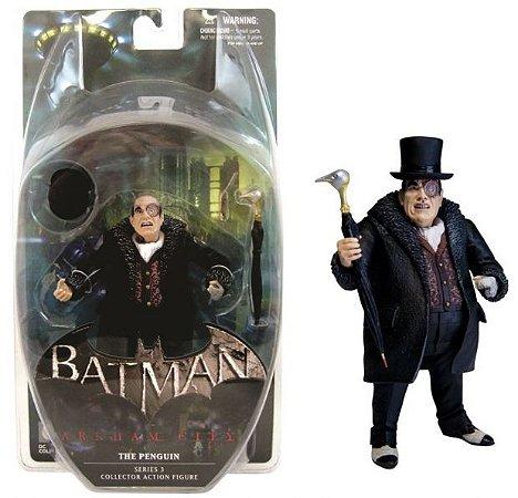 Mattel DC Direct Batman Arkham City The Penguin Series 3