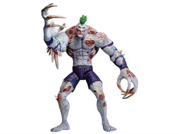 DC Collectibles Batman Arkham Deluxe Titan Joker Figure
