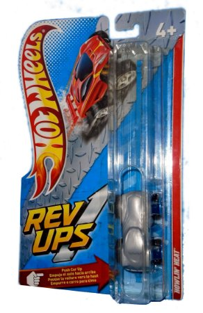 Hot Wheels Rev Ups Howlin Heat