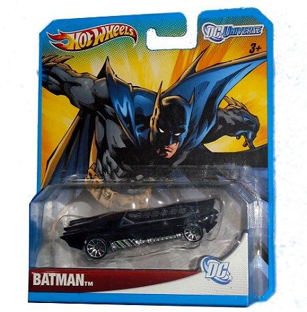 Hot Wheels DC Universe Batman Batmóvel 1/64