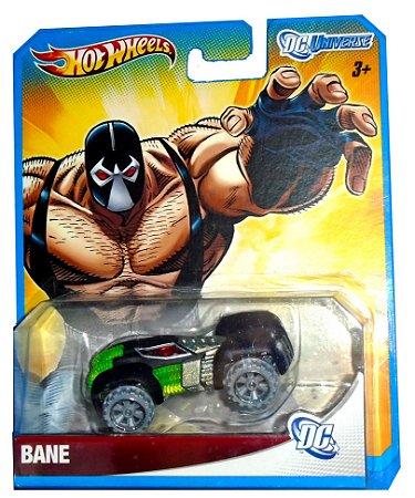 Hot Wheels DC Universe Batman Bane 1/64