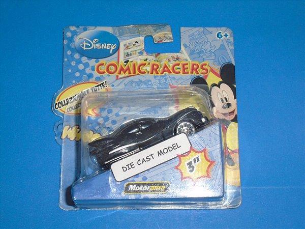 Disney Motorama Comic Racers Die Cast Metal 1/64