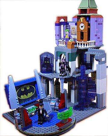 C3 Minimates DC Batman - Batcave 447 Peças