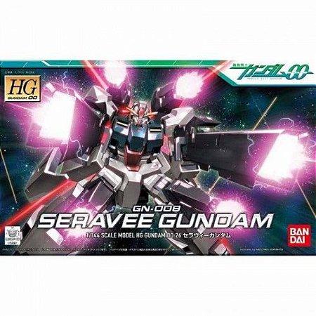 Bandai HG Gundam 00 GN-008 Seravee #26 1/144 Model Kit