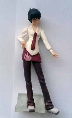 Gashapon Figura feminina Articulada - Serie desconhecida