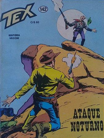 Tex #142 Ed. Vecchi Ataque Noturno