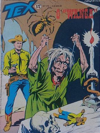Tex #172 Ed.  RioGráfica O Wanga