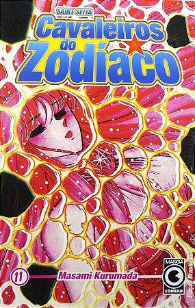 Cavaleiros do Zodíaco #11 Edit Conrad