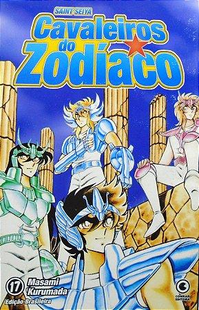 Cavaleiros do Zodíaco #17 Edit Conrad