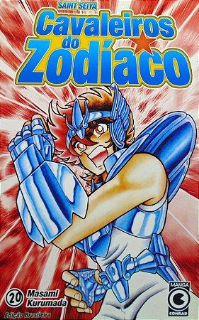 Cavaleiros do Zodíaco #20 Edit Conrad