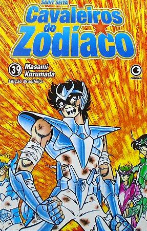 Cavaleiros do Zodíaco #39 Edit Conrad