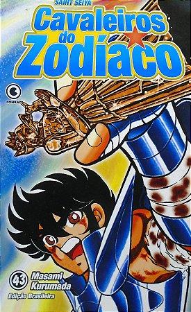 Cavaleiros do Zodíaco #43 Edit Conrad