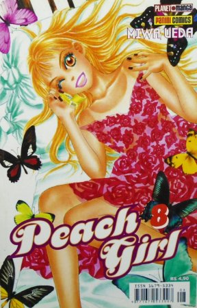 Peach Girl #8 Edit Panini Comics