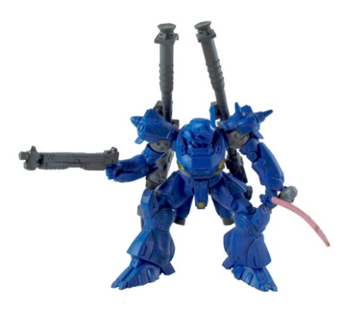 Bandai Gundam Gashapon S.O.G  MS-18E KÄMPFER (Kampfer) Full Weapon