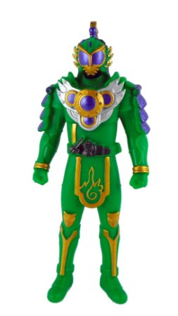 Bandai Kamen Rider Ryuugen Rider Hero Series Loose