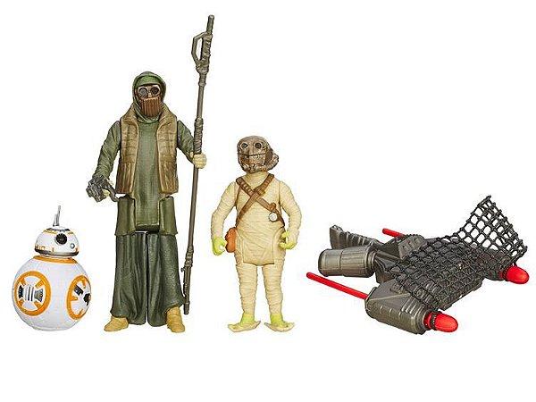 Hasbro Star Wars The Force Awakens BB-8 Unkar´s Thug Jakku Scavenger