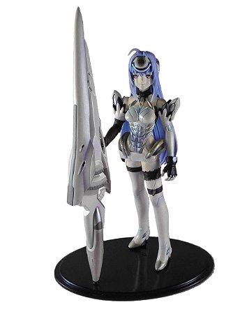 Namco Xenosaga Kos-mos Limited Figure Weapon Set Loose