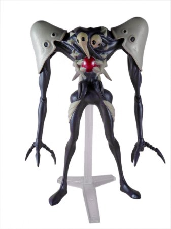 Sega Evangelion Real Model Series 12 Sachiel  3Rd Anjo Loose