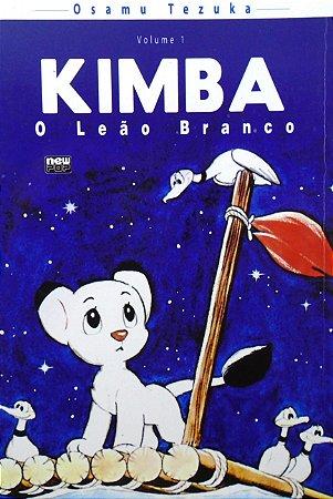 Kimba O Leão Branco #1 New Pop