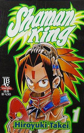 Shaman King #1 Edt JBC