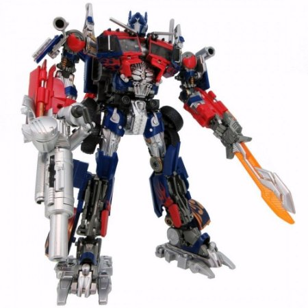 Takara Transformers MB-11 Optimus Prime Movie The Best 10Th Anniversary
