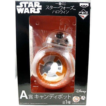 Banpresto Ichiban Kuji Star Wars BB-8 23 Cm Candy Pot (Porta doces)