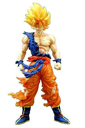 Banpresto dragon ball kai Son Goku Wild Style