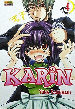 Karin #4 Edit Panini Comics