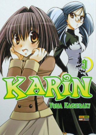 Karin #9 Edit Panini Comics