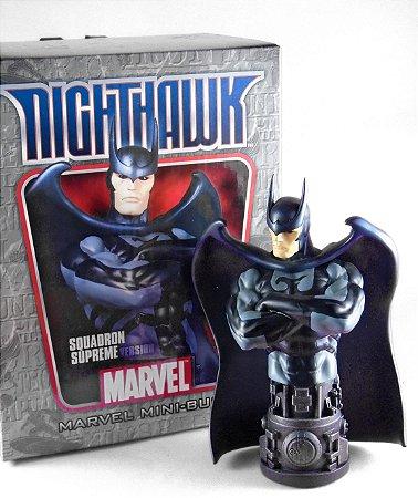 Marvel Bowen Designs Nighthawk  Squadron Supreme Mini Bust 691 de 1500
