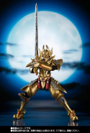 Bandai S.H.Figuarts Golden Knight Garo Raikou Vers. Exclusive