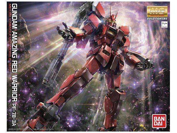 Bandai MG Gundam Amazing Red Warrior PF-78-3A 1/100 Model Kit