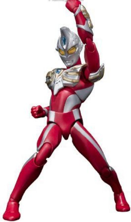 Bandai Ultra Act Ultraman Max