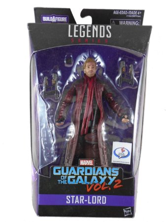 Hasbro Marvel Legends Guardiões da Galáxia Vol.2  Star-Lord