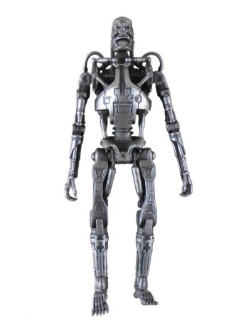 Playmates Exterminador do Futuro T-800 Loose