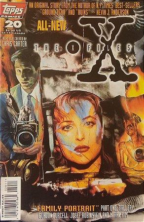 The X-Files #20 Importado Arquivo X