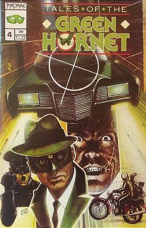 Tales of the Green Hornet #4 Importado