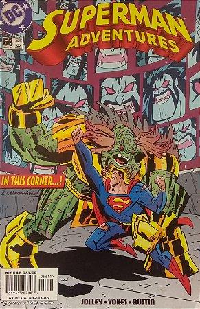 Superman Adventures #56 Importado