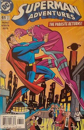 Superman Adventures #61 Importado
