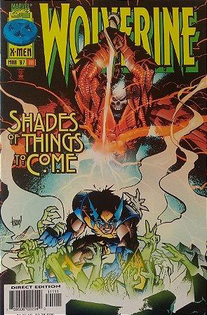 Wolverine #111 Importado