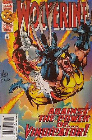Wolverine #95 Importado
