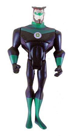 Mattel DC Liga da Justiça JLU Lanterna verde Arkis Chummuck Loose