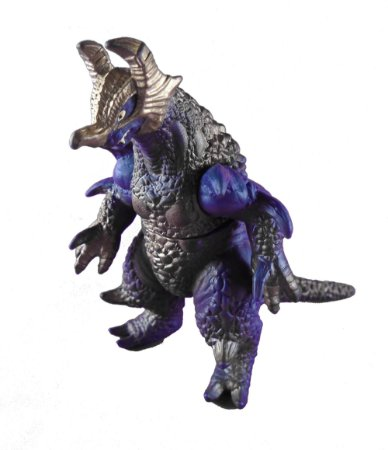 Bandai 2008 Ultraman Kaiju Monstro King  Goldras 9 Cm