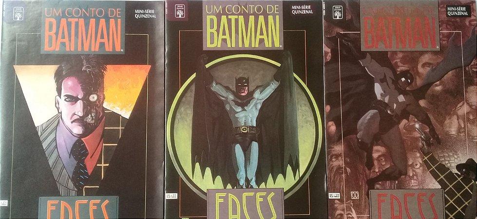 Um Conto de Batman Faces