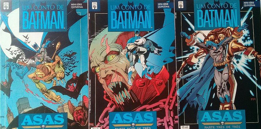 Um Conto de Batman Asas