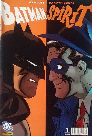 Batman E The Spirit