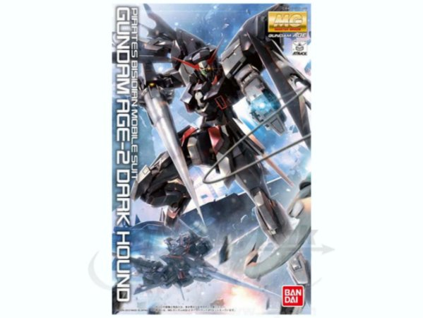 Bandai MG Gundam Age-2 Dark Hound 1/100 Model Kit