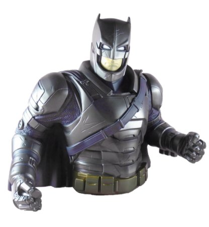Monogram DC Batman Vs Superman Bust Bank